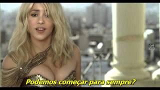 Pitbull ft. Shakira - Get It Started (Legendado) HD