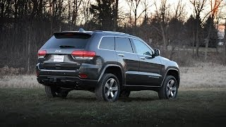 2014 Jeep Grand Cherokee Overland 4x4 Review