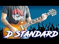 Top 5 Standard D Guitar Riffs