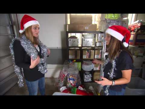 5 Simple Storage Solutions For Your Christmas Decorations with Howards Storage World