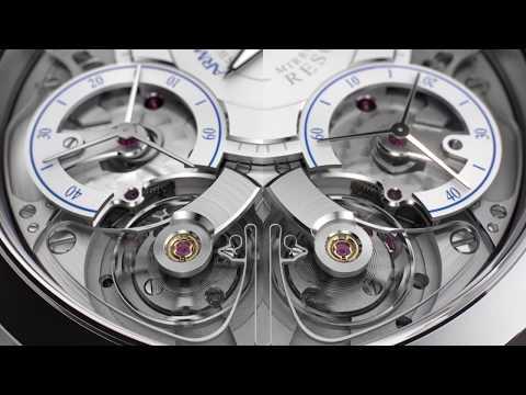ARMIN STROM Mirrored Force Resonance - Stainless steel