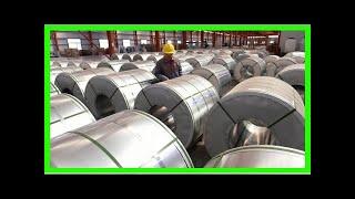Breaking News | U.S. imposes anti-dumping duties on China's aluminum sheet: trade...