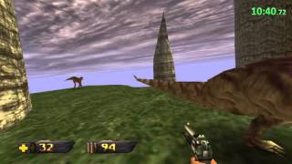 Turok : Dinosaur Hunter (remaster) speedrun - Any% in 37:15