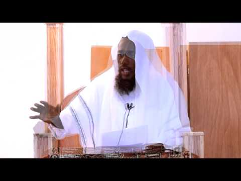 Arabic Language 7 18 2014 Friday Khutbah Masjid Abubakr Seattle WA SH ABDIRISAQ GONI