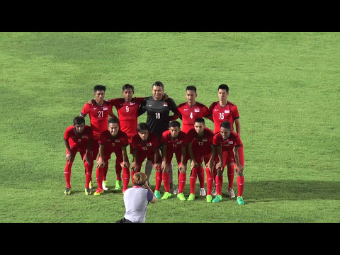 Full Match - International Friendly: Singapore Under-22 vs V