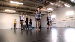 contemporain niveau 2 chez Danse Mouvance