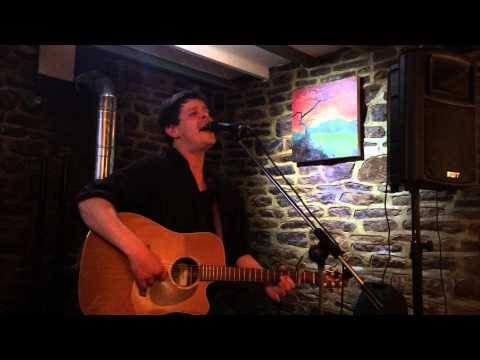 Rob Matheson singing Fields Of Athenry