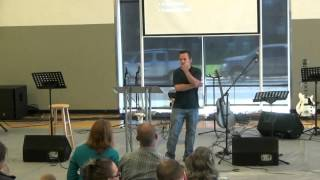 Sermon: A People For Him 1 Peter 2:9-12
