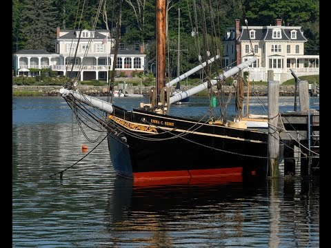 150 Years of Fishing History: Emma C. Berry at Mystic Seaport