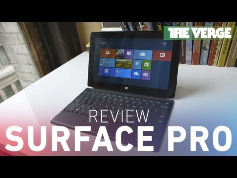Thumbnail: Microsoft Surface Pro review
