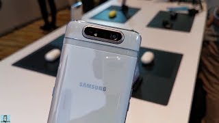 Samsung Galaxy A80 – быстрый обзор новинки !