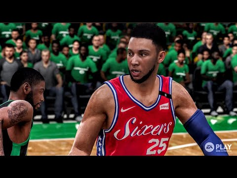 NEW NBA LIVE 19 NBA Player Ratings Released! Jayson Tatum, Kyrie Irving, Ben Simmons, & Much More!