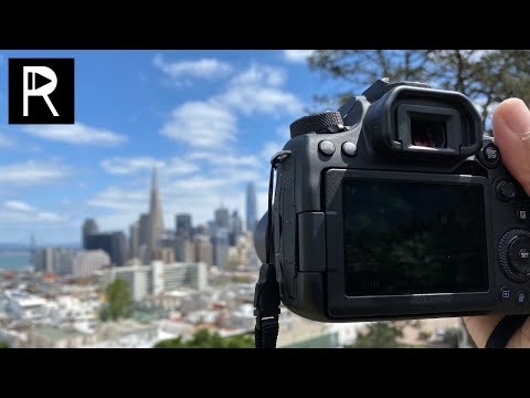 Canon 90D Photos and 4K Video Part 1 - 18-55mm Lens in Daylight