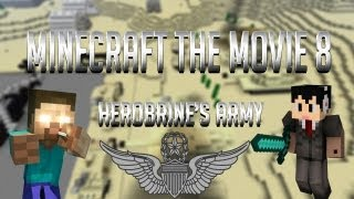Minecraft The Movie 8 | Herobrine's Army