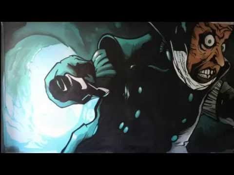 GoPro Doctor Psycho Graffiti Timelapse - SOETone - 2016