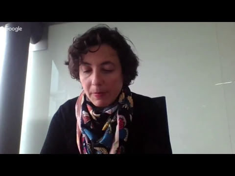Climate Action Q & A | Dr. Maria Mendiluce | February 20 2018