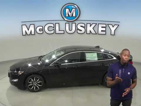 200826 - New, 2020, Chevrolet Malibu, Test Drive, Review, For Sale -
