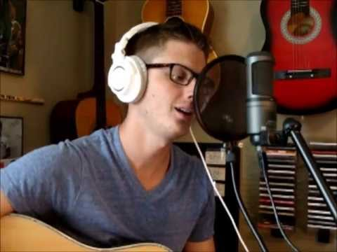 Close Your Eyes - Michael Bublé (Michael Meeks Acoustic Cover)