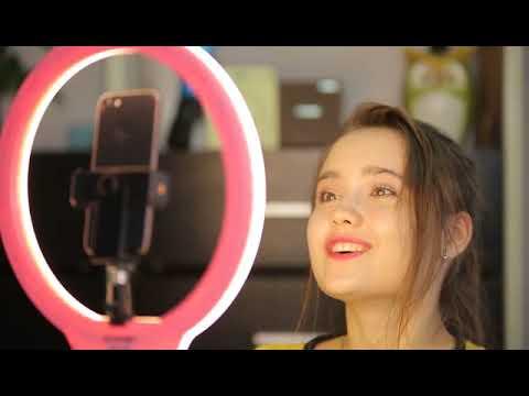 c6d498869 Ring Light 27cm De Escritorio Maquillaje Selfies Youtube - U$S 55,00 en  Mercado Libre