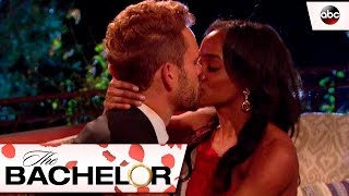 Rachel Gets the First Impression Rose - The Bachelor