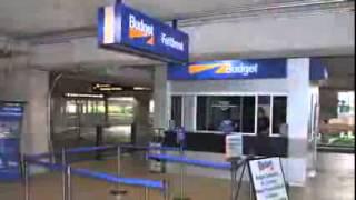 Orlando International Airport Florida Usa Budget Car Rental Directions
