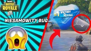 FORTNITE'S WORST BUGS!!! * THROUGH WHICH YOU WIN *