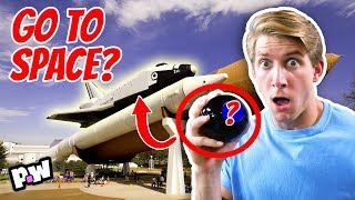 WE FOUND A SPACESHIP (Haunted Magic 8 Ball Controls Our Day)