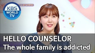 The whole family is addicted to alcohol [Hello Counselor/ENG, THA/2019.07.08]