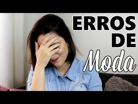 5 piores ERROS de moda e dicas para ACERTAR