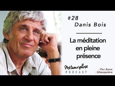 Podcast : Découvrez la méditation en pleine présence avec Danis Bois