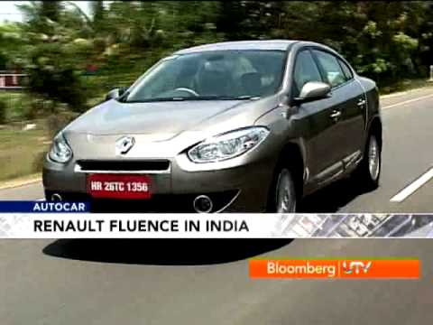 Renault Fluence video review by Autocar India