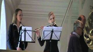 Gluck - Orfeo ed Euridice - Dance of the Blessed Spirits - organ and flute