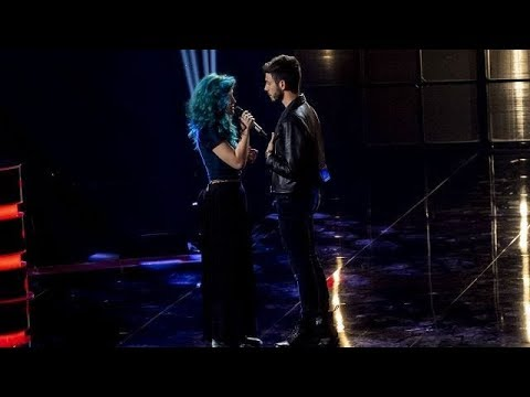 BLOOD OF EDEN - (Peter Gabriel) - MATTEO CAMELLINI e NAIVE - battle - The Voice of Italy 2019 mp3