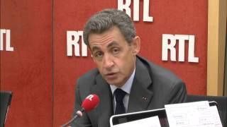 """Sarkozy sur l'exclusion de Nadine Morano : """"Si c'était à refaire, je le referais"""" - RTL - RTL"""