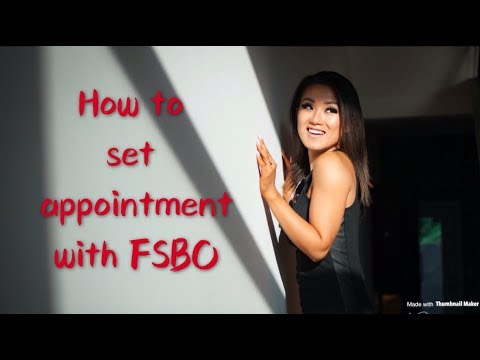 How to talk to FSBO step by step
