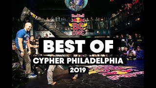 Red Bull BC One | Best of Cypher Philadelphia in 5 minutes 2019