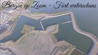 Fort waterschans Bergen op Zoom