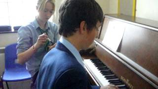 playing the piano 2 Thumbnail