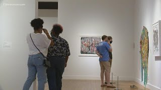 Virginia Museum Of Contemporary Art Reopens With New Rules, New Exhibits