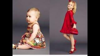 Детские платья коллекция 2016г(Красивые, модные детские платья и модная одежда, станут просто находкой для родителей, которые ищут идеи..., 2016-04-25T17:16:38.000Z)