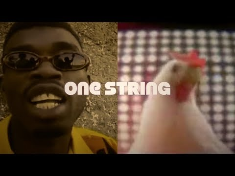 Chicken in the corn REMIX - Brushy One String | Sven Budding - HD