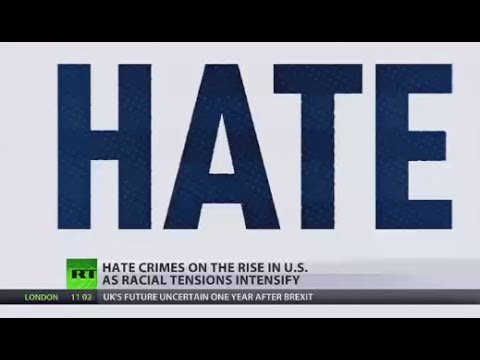 Boiling Point: Hate crimes skyrocketing in US as racial tensions intensify