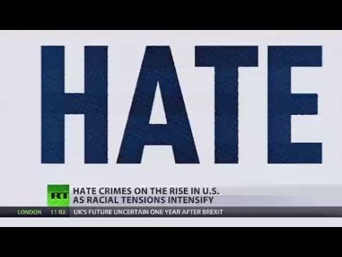 Boiling Point: Hate crimes skyrocketing in US as racial tensions intensify