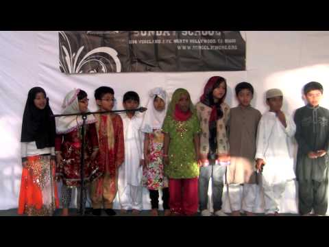 ICNOHO SUNDAY SCHOOL ANNUAL DAY 2015