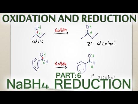 sodium-borohydride-nabh4-reduction-reaction-mechanism