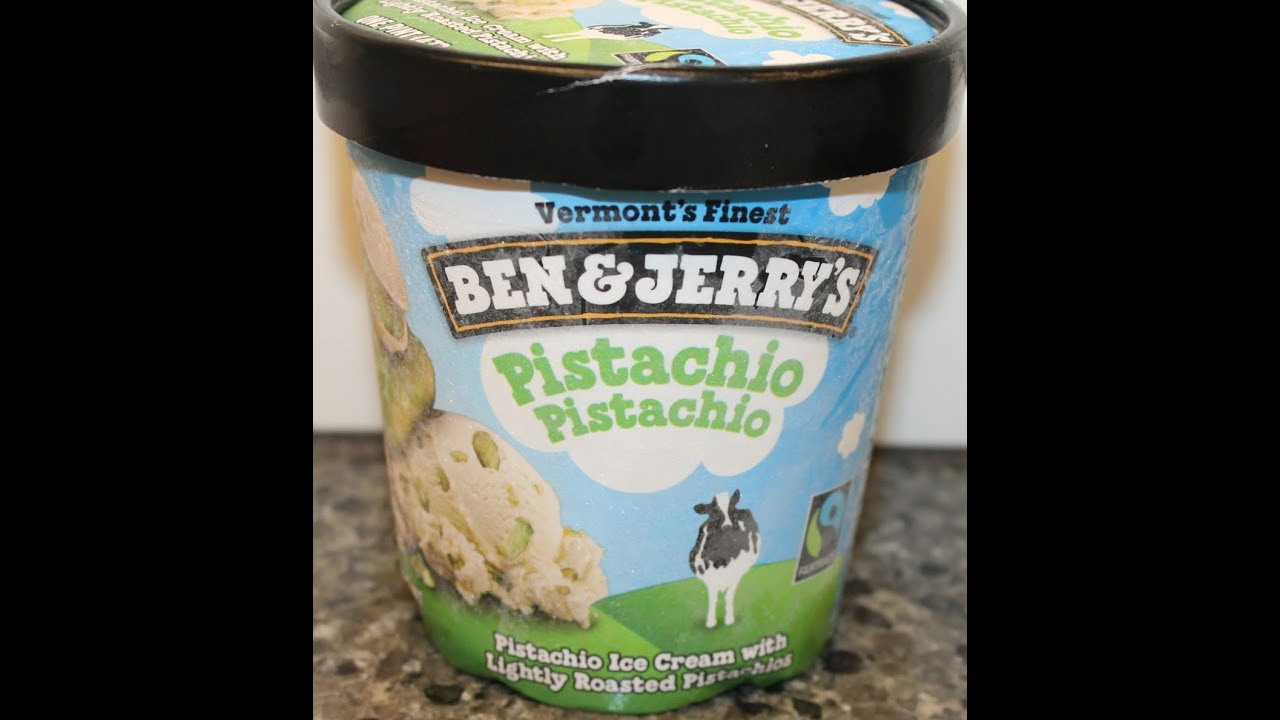 Image result for pistachio pistachio ben and jerry's review
