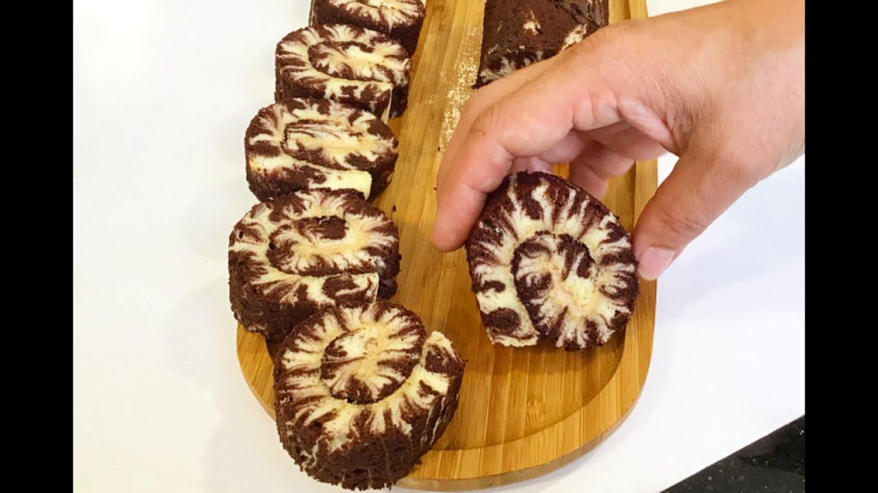 Pamuk Gibi Çikolatalı Rulo Kek ( kasırga Kek) ????bera tatlidunyasi