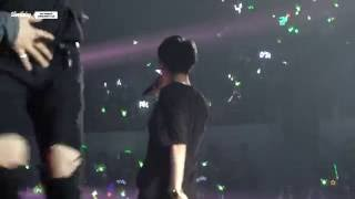 160618 got7 fly in guangzhou - 못하겠어 (can't) 영재 (youngjae ...