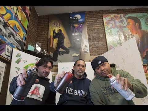 Boogie Down at the Bronx Zoo: Tats Cru  Bronx Zoo