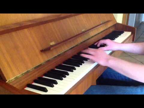 """Mad World"" piano cover (Adrian Lee Version)"